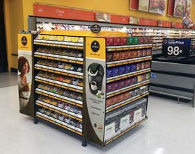 Keurig Islander Display