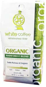 WHITE COFFEE CORPORATION NATURAL AND ORGANIC