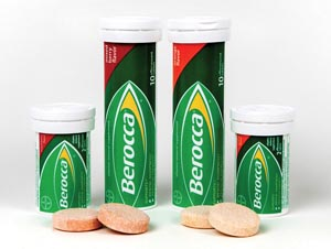 Bayer Launches Berocca