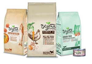 Purina Beyond Offers New Natural Pet Food Options