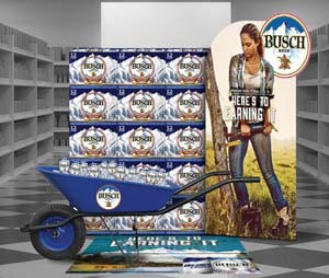 New 'Busch Heroes' Campaign Honors Hard Workers