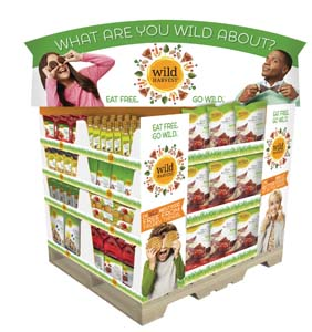 Wild Harvest Launches 'Eat Free. Go Wild' Campaign