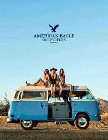 American Eagle Launches 'Ultimate Road Trip'