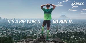 ASICS Launches New Global Campaign