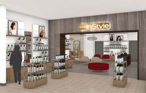 JC Penney To Launch The Salon By InStyle
