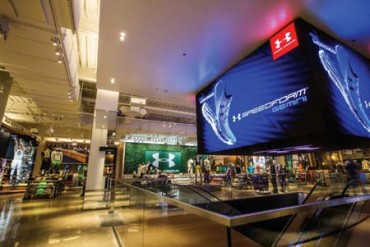 Under Armour Opens Chicago's First 'Brand House'