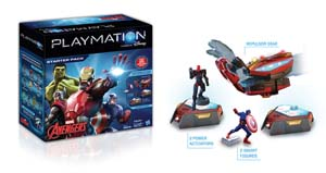 Disney Launches Playmation