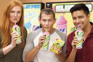 7-Eleven & SOUR PATCH Partner On New Slurpee Flavor