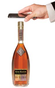 Rémy Martin & Selinko Launch First Connected Bottle With NFC Technology