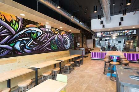 Taco Bell Launches New Urban Restaurant Concept