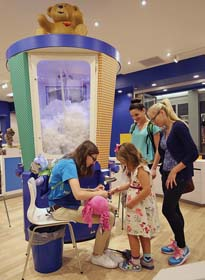 Build-A-Bear Workshop Unveils New Design At Flagship Mall of America Store