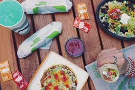 Taco Bell Is The First QSR To Offer A Vegetarian Certified Menu