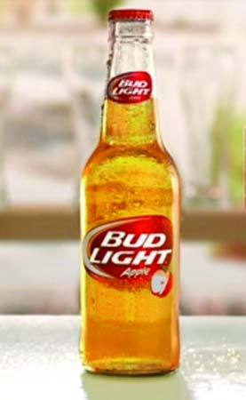 Bud Light Apple Launches Bud Light has launched Bud Light Apple