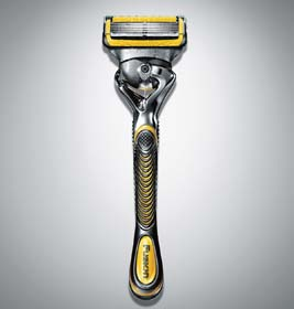 Gillette Launches Fusion ProShield With Lubrication