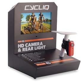 Cycliq Features New Countertop Display