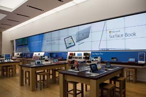 Microsoft Opens First Flagship Store In New York City