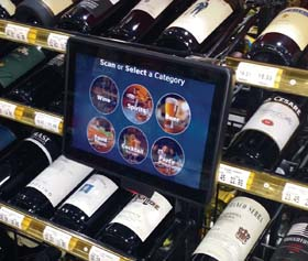 New In-Store Persuasion Platform To  Engage Shoppers In The Beverage Aisle