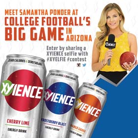 XYIENCE Re-Launches With College Football Promotion