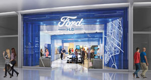 Ford Invests In Customer Experience With FordPass & FordHubs