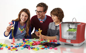 Mattel Launches ThingMaker 3D Printing Eco-System