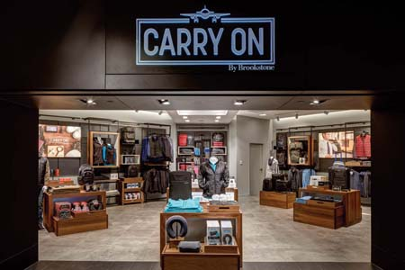 Brookstone Launches 'Carry On By Brookstone'