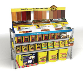 Cabot Exterior Woodcare Rolls Out To Lowe's Stores