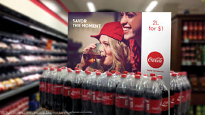 Coca-Cola Launches 'One Brand' Global Campaign