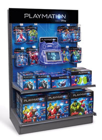 Hasbro Interactive Display Features Playmation
