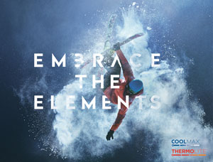 INVISTA Launches Embrace The Elements Campaign