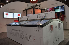 Muzzley Helps Consumers Build a Better Smart Home With New In-Store Showcase