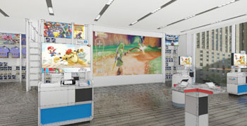 Nintendo Store In NYC'S Rockefeller Plaza Gets Massive Makeover