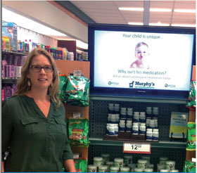 Murphy's Pharmacies Deploys Digital Signage Solution