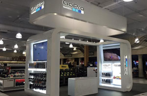 GoPro And Signet Team Up For Innovative Retail Kiosk Experience