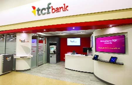TCF Bank & Albertson's Form Agreement For Jewel-Osco Stores
