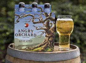 Angry Orchard Offers Orchard Glass To Enhance Experience