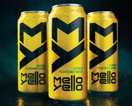 Mello Yello Gets ReDesign