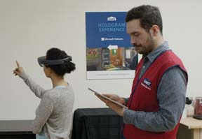 Microsoft HoloLens And Lowe's Partner To Redefine Kitchen Renovation