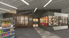 Staples And Workbar Offer Coworking Spaces In Retail Locations