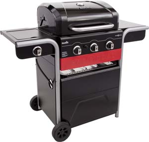 Char-Broil Debuts Gas2Coal™ Grill