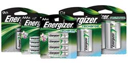 Energizer Introduces Rechargeable Batteries Made With Recycled Batteries
