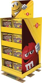 M&M'S Launches 'Celebrate With M' Campaign