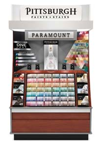 PPG Displays PARAMOUNT Super Premium Paint Line