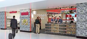 Smashburger Opens Two Restaurants At Denver International Airport