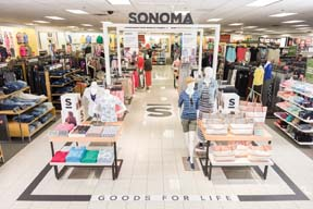 Kohl's Displays Sonoma Goods For Life