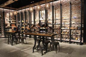 Timberland Opens  Seattle Specialty Retail Store