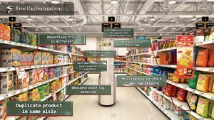 New 4D Space Genius™ Robot Promises To Deliver Retail Analytics