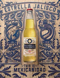 Anheuser-Busch Launches Estrella Jalisco In The U.S.