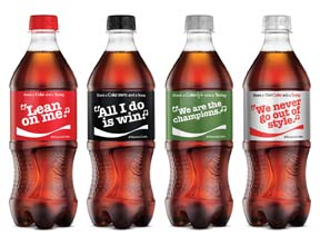 Coca-Cola's Campaign Inspires Music Fans This Summer