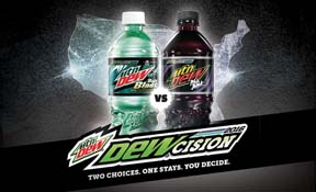 DEWcision 2016 Campaign Gives Fans Power To Choose Between Two Legendary DEW Flavors