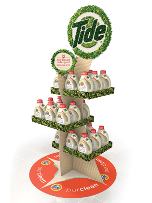 Tide Purclean Tree
